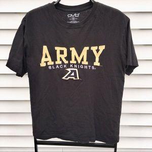 💕 WEST POINT BLACK KNIGHTS Tshirt ARMY
